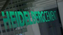 HeidelbergCement sees higher sales, core profit in 2021