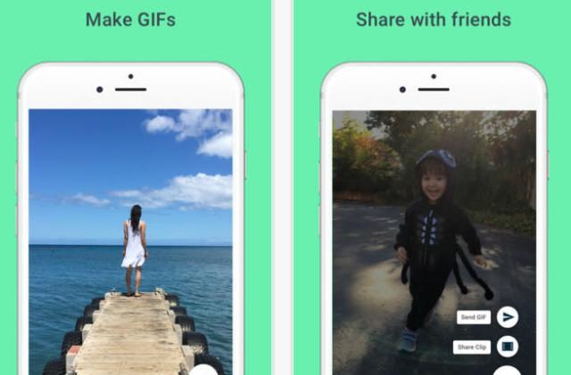 Google's new iOS app turns Live Photos into GIFs
