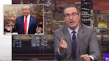 John Oliver Rips Trump's El Paso Visit: 'Bare Minimum Of Being A F**king Person'