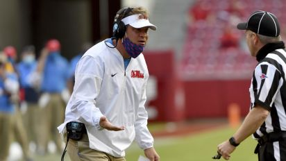 Lane Kiffin rips officials after loss to Auburn