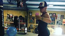 Pink Shares Gym Selfie, Says She's 'Obese' by 'Regular Standards': 'Stay Off That Scale, Ladies!'