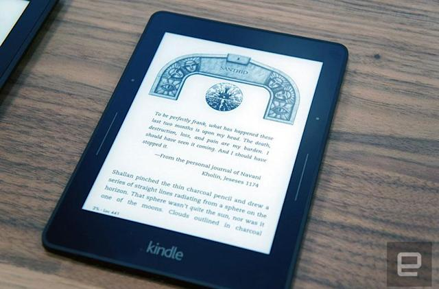 Amazon CEO says a brand-new flagship Kindle is coming next week