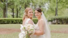 Former Miss America Winner Deidre Downs Gunn Marries Girlfriend in Romantic Southern Wedding