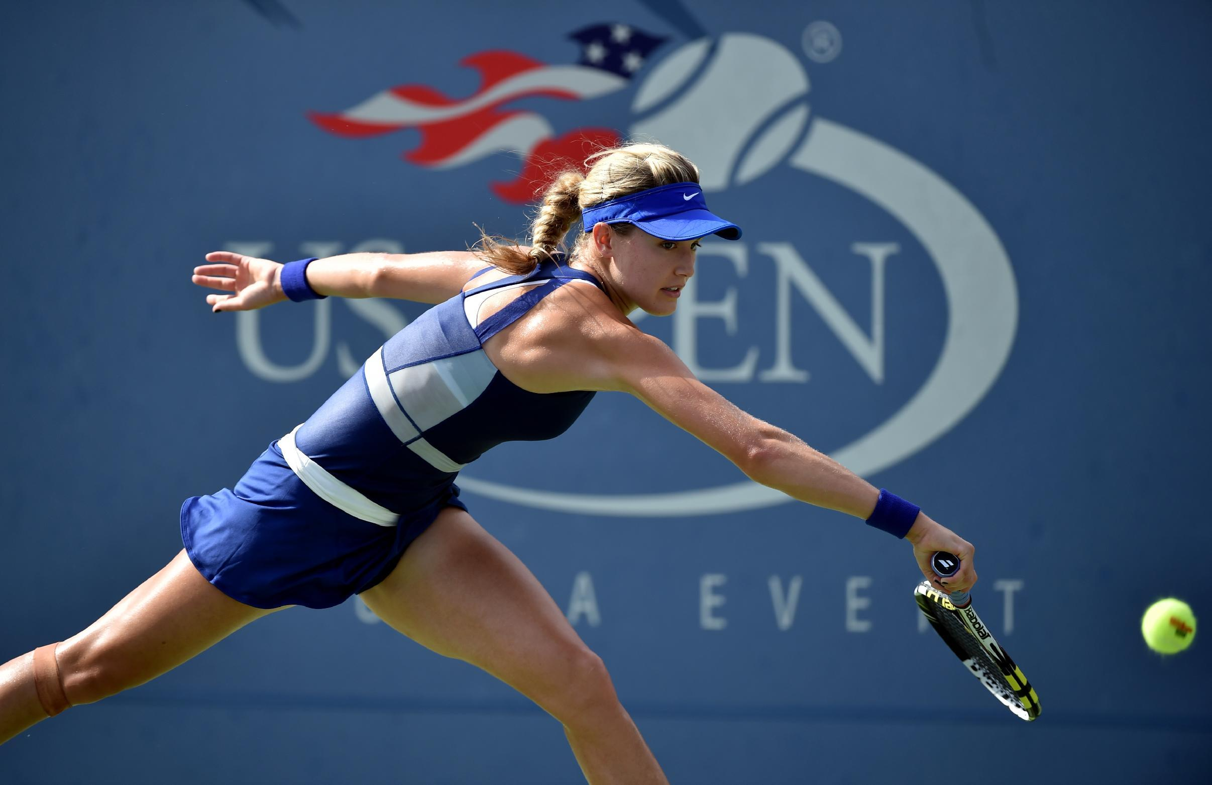 Ailing Bouchard out of US Open