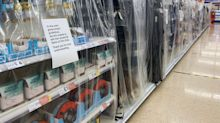 Welsh government to review ban on selling non-essential items after backlash