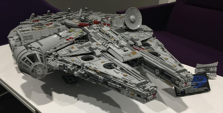 Large Lego Build