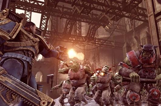 THQ extends Warhammer 40K licensing deal