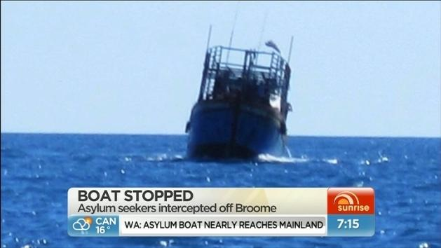 Asylum seekers found near Broome