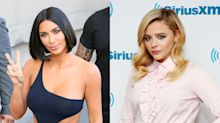 Kim Kardashian sent 'hater' Chloë Grace Moretz perfume after their feud. Here's what Moretz did with it.