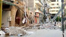 Explosions à Beyrouth: dans les quartiers sinistrés, les plaies sont toujours à vif
