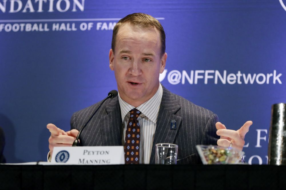 Peyton Manning is still looking for a job after retiring from the NFL, and ESPN has an opening on