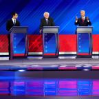 Democrats clash over moderate and progressive policies during debate