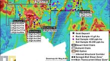 Desert Gold Closes First Tranche of Non-Brokered Private Placement and Provides Exploration Update