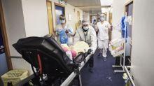 Covid-19 : le nombre de patients hospitalisés passe sous le seuil des 25000