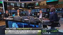 Conservative in stocks: Jerry Rice