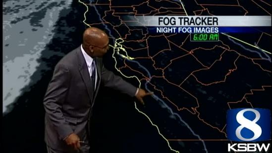 Get Your Wednesday KSBW Weather Forecast 4.10.13