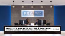 Agences européennes cherchent adresse