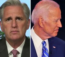 Rep. McCarthy: Biden is 'surrendering to the socialists'