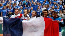 France to play Davis Cup final against Belgium in Lille