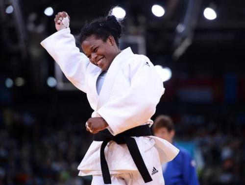 Judo - La judoca Bermoy Acosta asegura medalla a Cuba con pase a final -52 kg