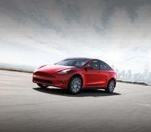 Stock Markets Got a Jolt Higher Monday as Tesla Tops $325B, EV Maker Fisker Looks to Go Public