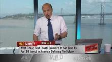 Cramer: Moron sellers skewing the valuation of these stoc...