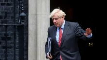 UK's Johnson raises concerns with Turkey's Erdogan over east Med tensions