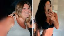 Woman crowned glamour model of the year after losing 51kg