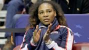 Serena takes nonprofit group to 'Black Panther'