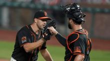 Anderson throws 3-hitter for 1st CG as Giants top Dbacks 5-1