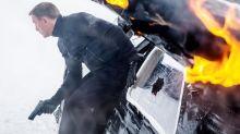'Spectre' Stuntman: 'It's the Little Stunts that Hurt the Most'