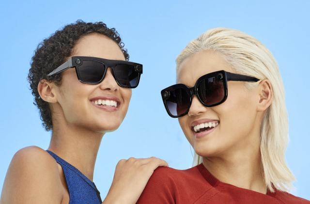 Snap's new Spectacles 2 frames are now available
