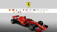 New Ferrari looks a big step up, says Vettel