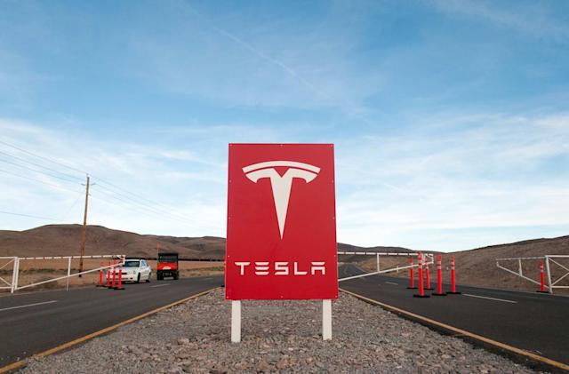 Tesla claims trespassing journalists attacked Gigafactory workers