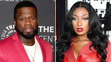 50 Cent Apologizes to Megan Thee Stallion for Sharing Insensitive Meme of Shooting Incident