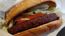 McDonald's ofrece por primera vez en su historia una hamburguesa vegana
