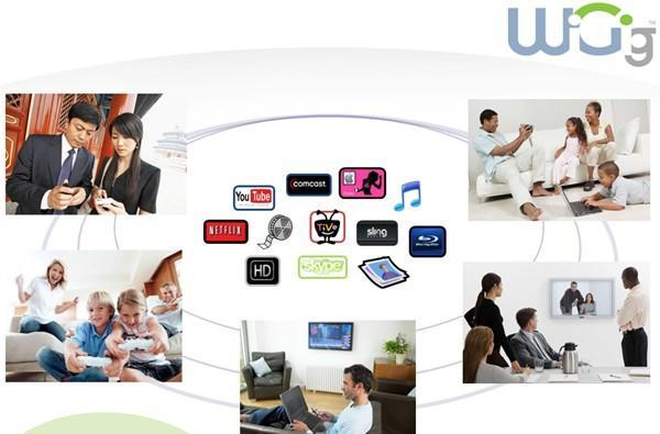 WiGig's 60GHz WiFi prototypes slated for 2011, real products for 2012