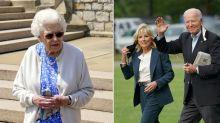Queen to host Joe and Jill Biden for tea at Windsor Castle