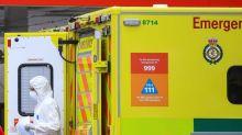 UK coronavirus hospital death toll rises by seven