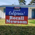 Opinion: Republicans, stop pretending the California recall isn't a partisan issue