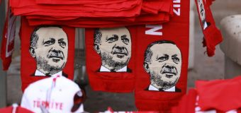 Turkey shakes up military as post-coup crackdown widens