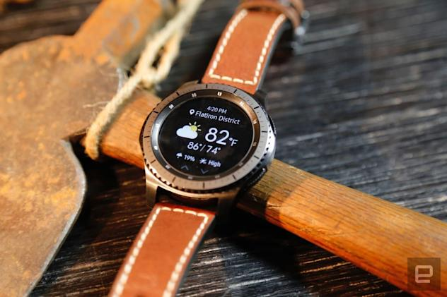 Samsung will unveil its next Gear S smartwatch on Aug. 30th