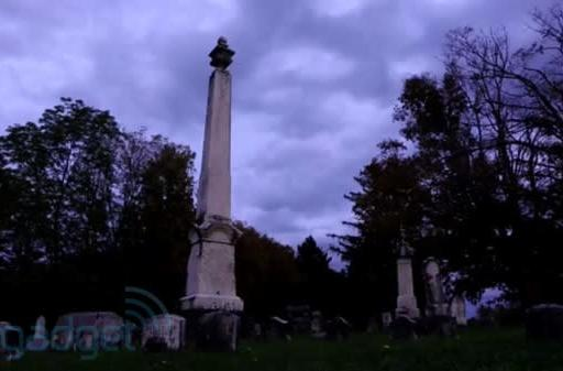 Engadget goes ghost hunting -- exploring the gadgetry of paranormal investigation (video)