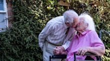 Couple thought to be Britain's longest-surviving married pair celebrate 80-year anniversary