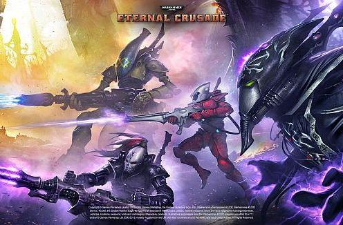 Warhammer 40k: Eternal Crusade base classes announced