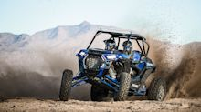 Why Polaris Industries Stock Jumped Today