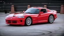 Extremely rare Dodge Viper for sale in America