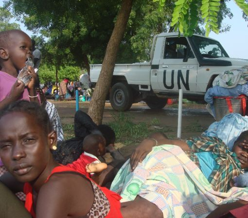 UN peacekeepers accused of failing to stop South Sudan rapes