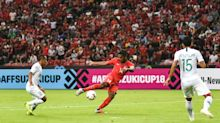 Lions begin AFF Suzuki Cup on right foot with 1-0 Indonesia win