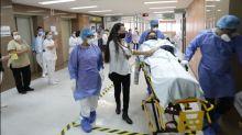Tras 50 días intubado por COVID, Javier fue dado de alta del Hospital La Raza
